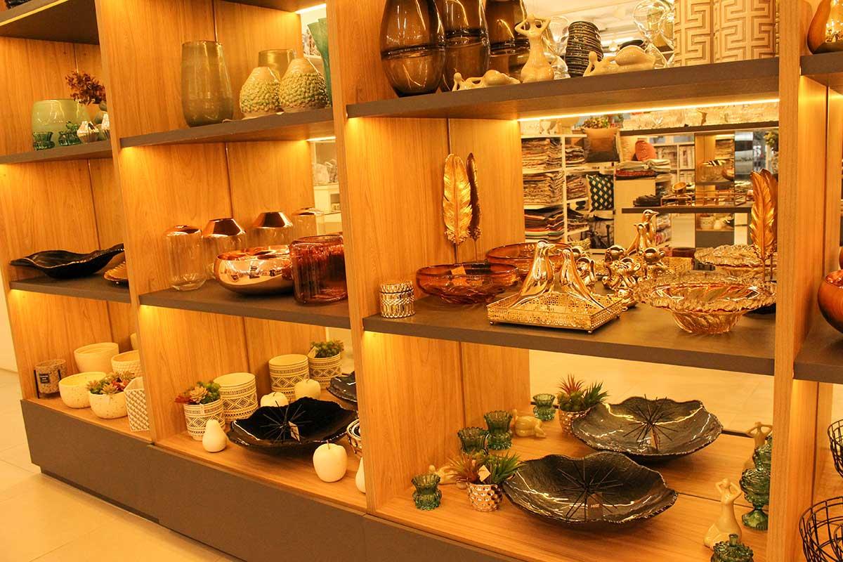 Loja Monalisa Decorações - Interior da Loja